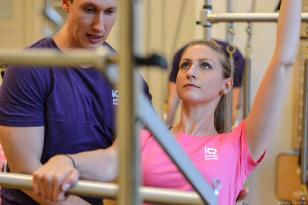 osobní trénink - pilates cadillac
