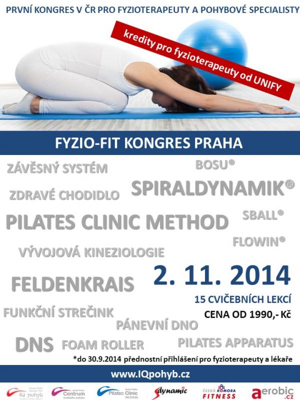 FYZIO kongres plakát 2