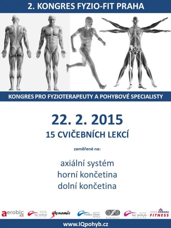 2. kongres plakát - physio