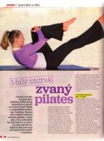 Malý zázrak zvaný Pilates, IQ Pohyb