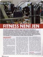 Fitness není jen trápení těla, IQ Pohyb