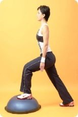 Bosu® Balance Trainer, IQ Pohyb